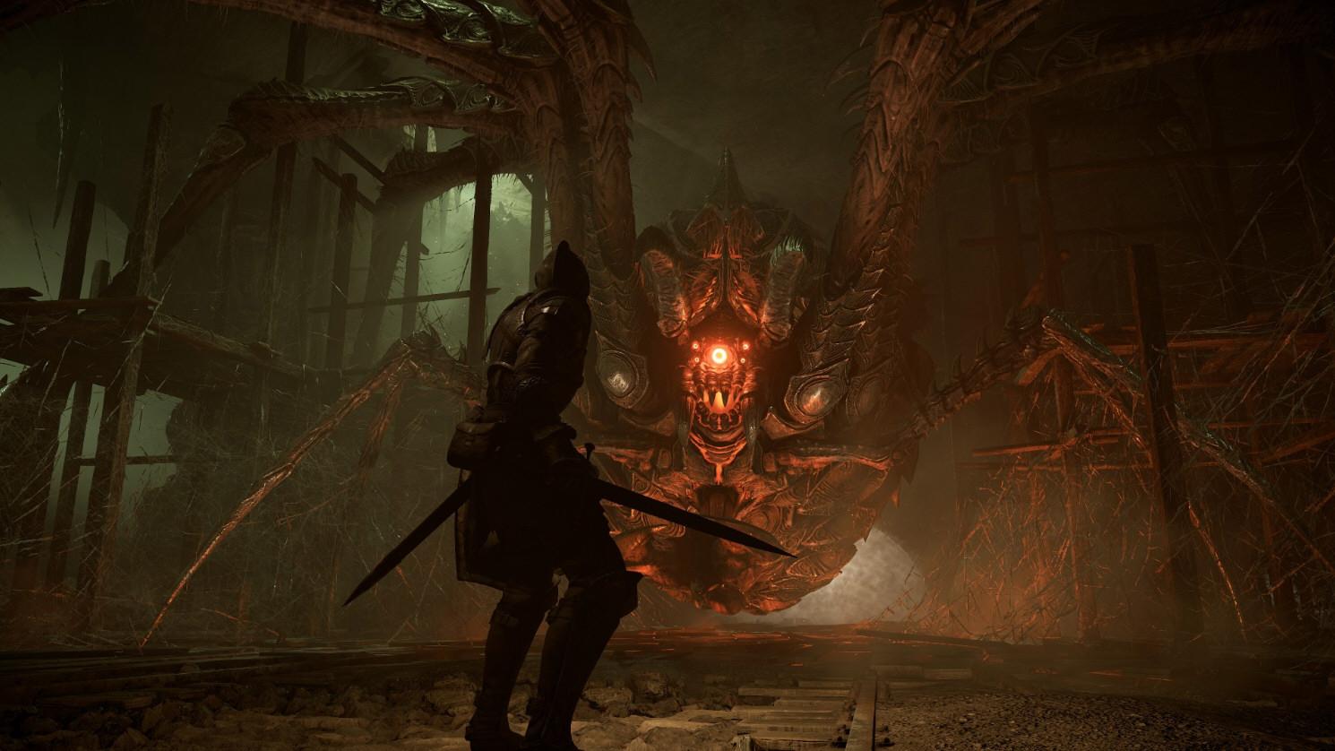 恶魔之魂重制版游戏截图6