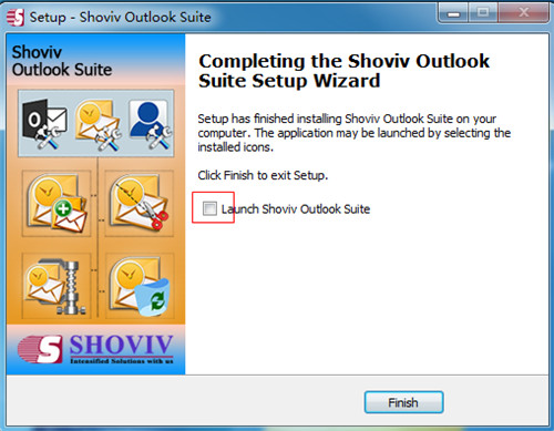 Shoviv Outlook Suite图片2