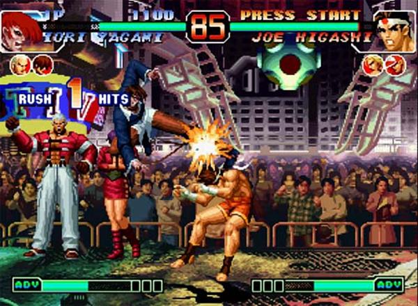 拳皇97混沌世界截图1