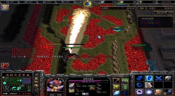 魔兽争霸3决战天灾军团截图1