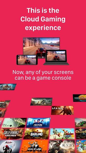 Blacknut Cloud Gaming截图0