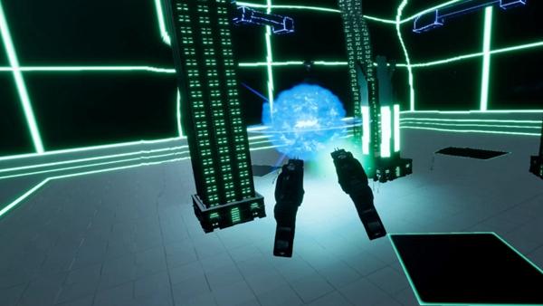 英雄摇摆VR截图0