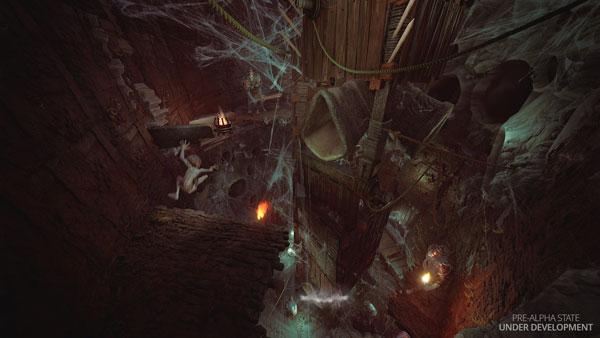 魔戒:咕噜截图1