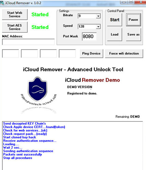 iCloud Remover图片