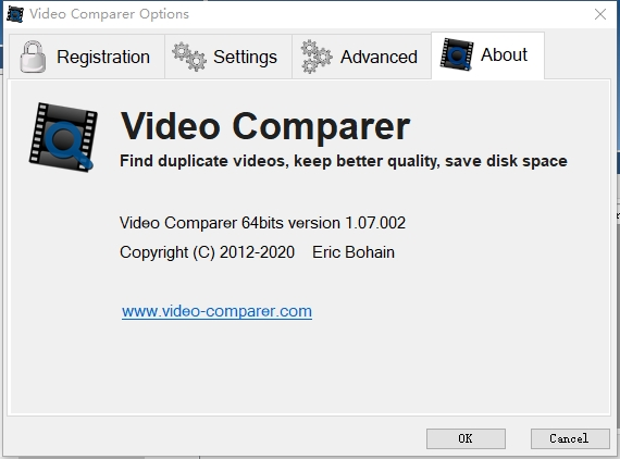 Video Comparer Pro�件�D片2