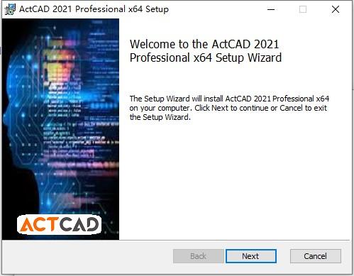 ActCAD 2021图片7