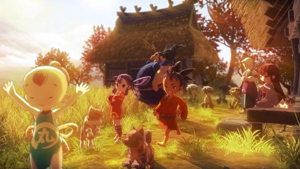天穗之咲稻姬游戏图片2