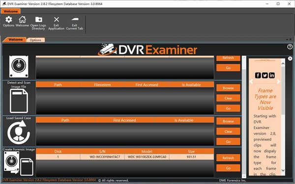 DVR Examiner图片1