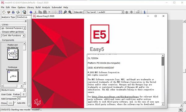 MSC EASY5 2020图片1