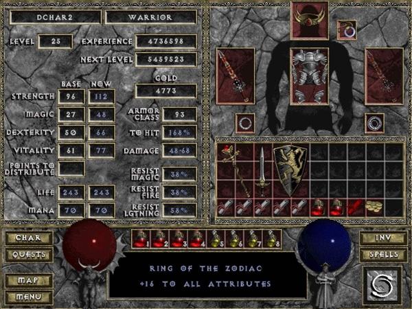 暗黑破坏神1游戏图片2