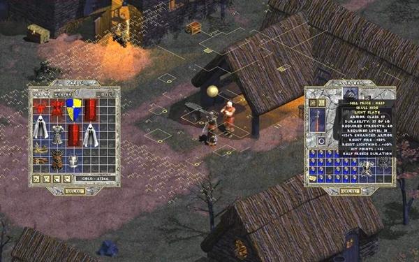 暗黑破坏神1游戏图片1