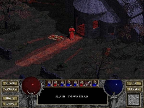 暗黑破坏神1游戏图片3