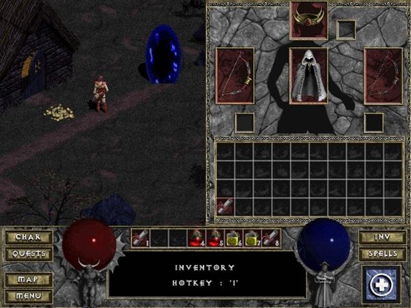 暗黑破坏神1游戏图片4