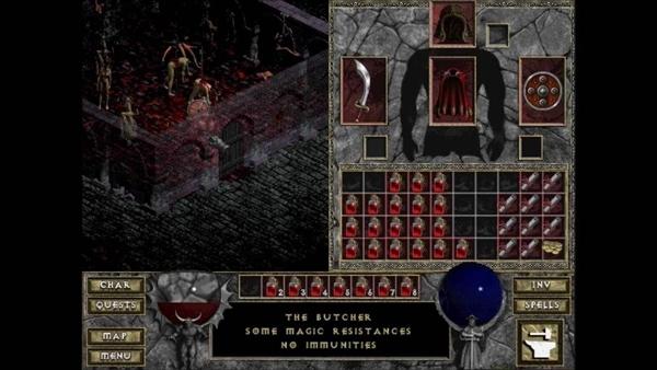 暗黑破坏神1游戏图片6