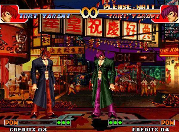 拳皇97风衣八神版截图0