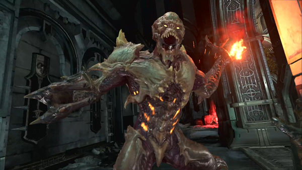 《毁灭战士:永恒》游戏截图