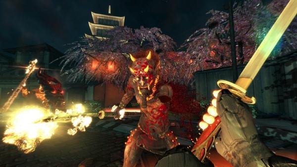 影子武士重制版游戏图片1