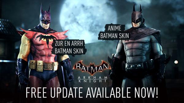《蝙蝠侠:阿卡姆骑士》游戏截图