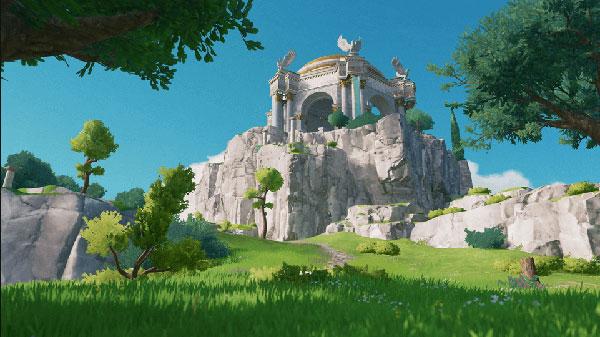 《渡神纪:芬尼斯崛起》游戏截图