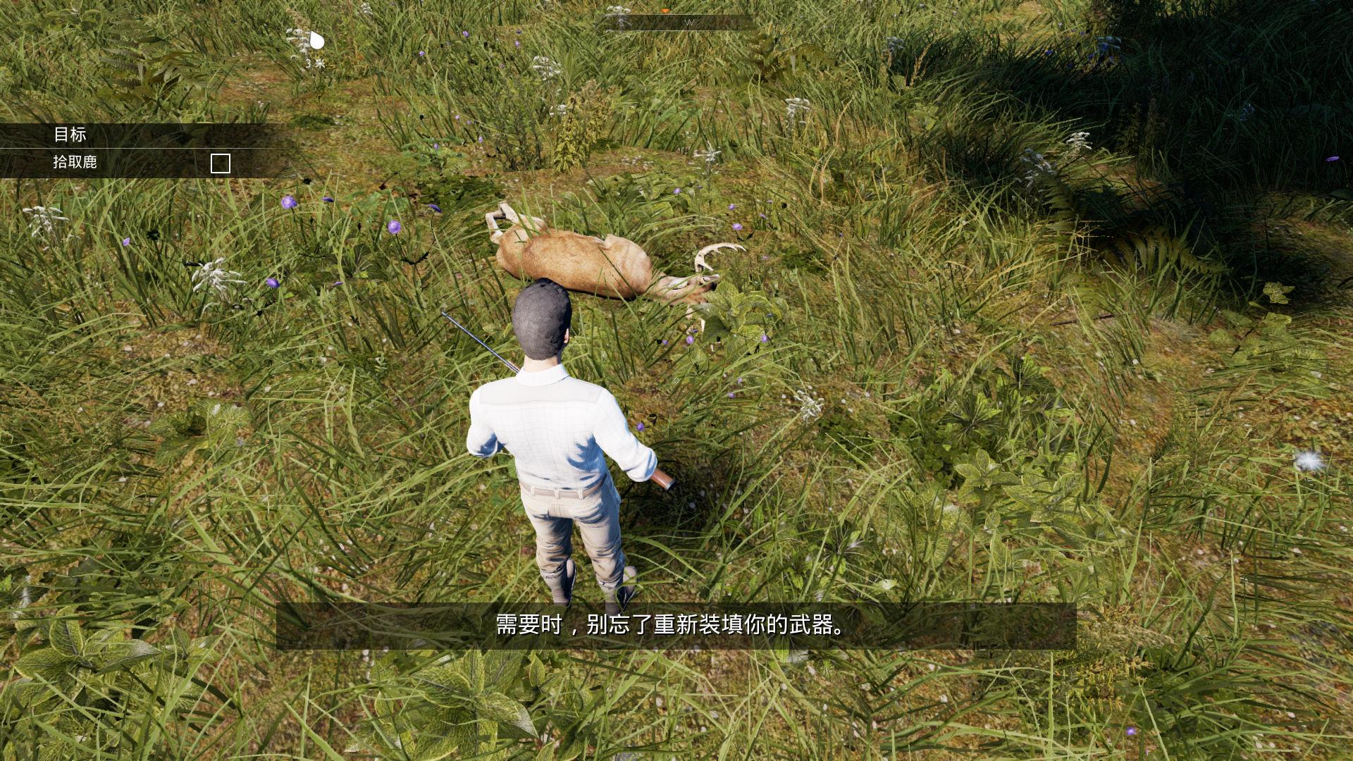 模拟狩猎游戏截图4