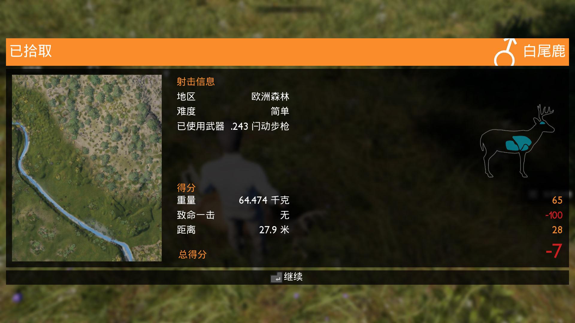 模拟狩猎游戏截图5