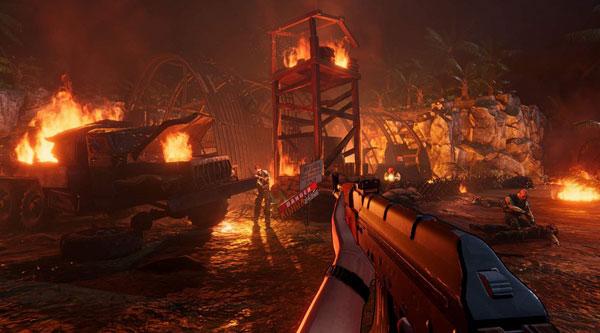 《杀手13:重制版》游戏截图