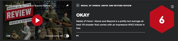 《荣誉勋章:超越巅峰》游戏截图