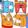 宠物猫野餐