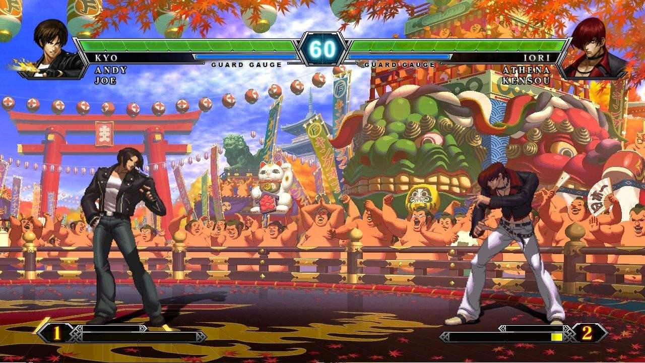 拳皇13游戏截图3