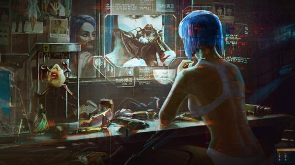 赛博朋克2077游戏截图5