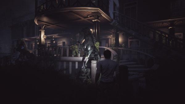 面对未知黑暗:詹姆斯截图2