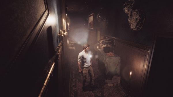 面对未知黑暗:詹姆斯截图4
