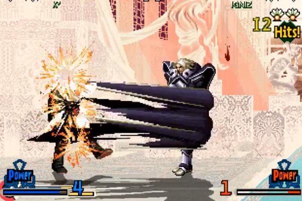 拳皇2001游戏截图2