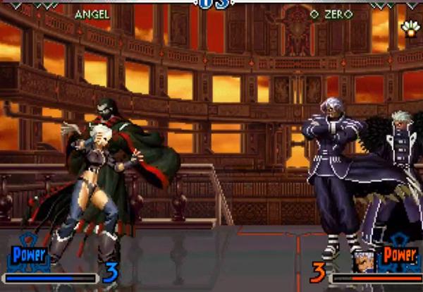 拳皇2001游戏截图4