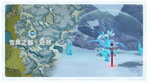 原神霜覆的奇迹之树开启方法图