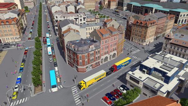 城市天际线游戏截图