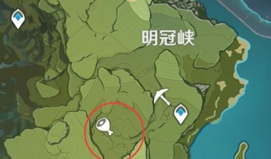 原神野猪林图