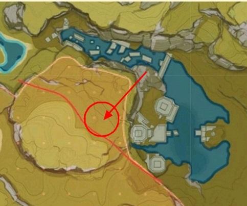 原神古岩龙蜥在哪里2