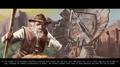 《废土:复刻版》游戏截图