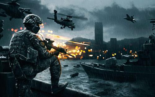 《战地》游戏截图