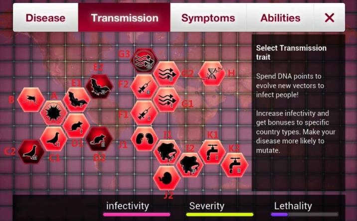 瘟疫公司进化Necroa病毒图片1