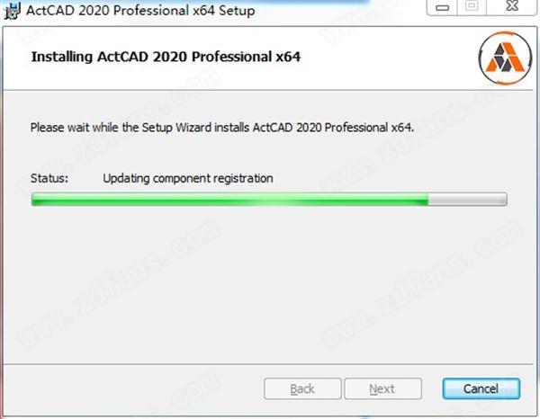 ActCAD 2020 Pro安裝方法4