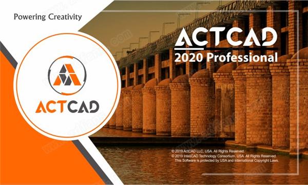 ActCAD 2020 Pro安裝方法9