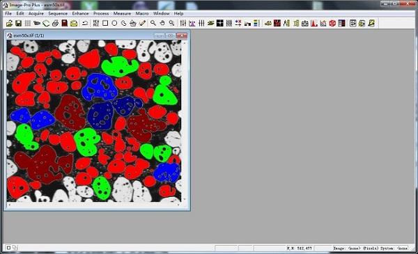 image pro plus軟件圖片