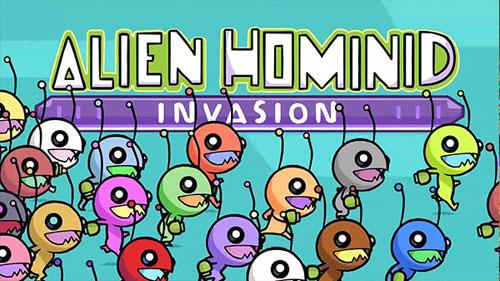 《外星原人入侵》游戏截图