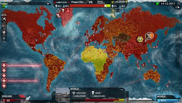 瘟疫公司进化游戏图片7
