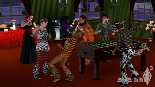 模拟人生3游戏宣传图1