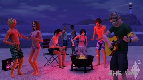 模拟人生3游戏宣传图2