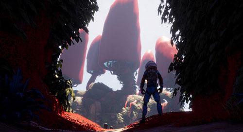 狂野星球之旅游戏截图