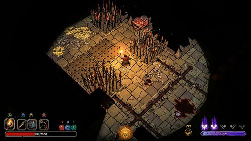 《无间冥寺》游戏截图
